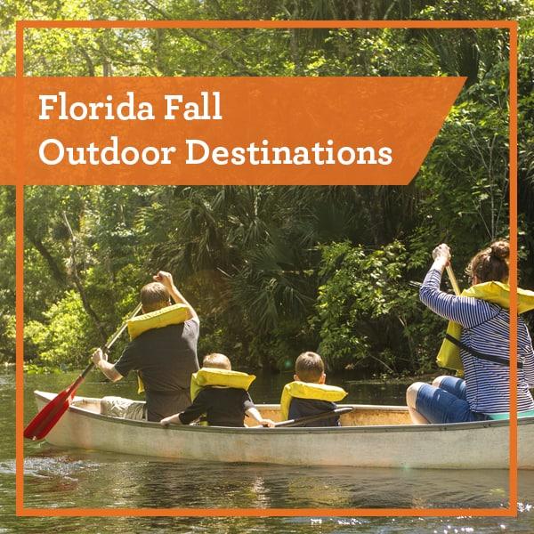 Fall Outdoor Destinations